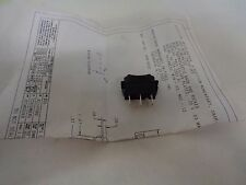 NEW MARQUARDT 1838.8302 3 POSITION MOMENTARY SWITCH SNAP-IN SPDT WITH CENTER OFF