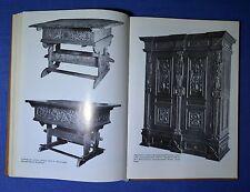 1979 Vintage Book  Furniture Styles Hardcover ex-libris