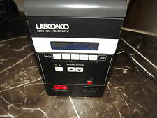 Labconco HV High Voltage Electrophoresis Digital 3000 Volt 3KV Power Supply