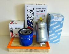 FOR FORD TRANSIT CONNECT 1.8 TDDI DIESEL SERVICE KIT OIL AIR FUEL FILTER