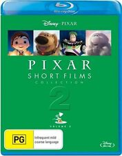 Pixar Short Films Collection - Volume 2 NEW B Region Blu Ray