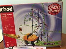 K'nex Infinte Journey Thrill Ride Imagination Building