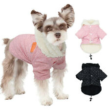 New listing Pet Puppy Cat Jumper Costume Dog Coat Hoodie Sweater Pullover Clothes Apparel