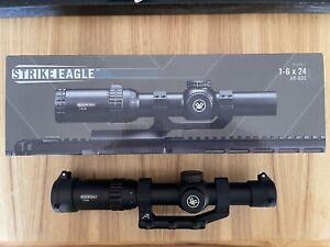 Vortex Strike Eagle 1-6x24mm BDC3 Second Focal Plane Riflescope in Aero mount