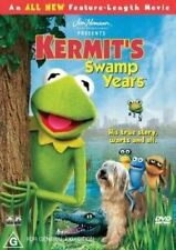 Kermits Swamp Years (DVD, 2003) JIM HENSON KIDS MOVIE