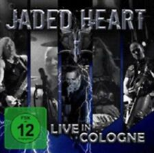 Jaded Heart - Live In Cologne CD/DVD
