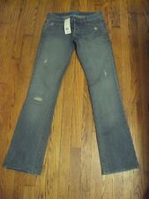 Women's fcuk Jeans Dirty Sto Blech Destroyed Jeans 6 NWT