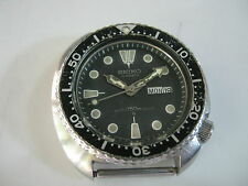 Classic SEIKO 6309-7040 # 190521 September 1981 Turtle Diver's Men's Watch Nice