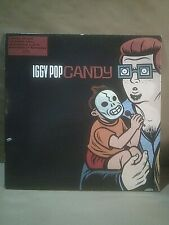 "Iggy Pop - Candy - No. Limited Edition Coloured Vinyl 10"" - Ex Condition"