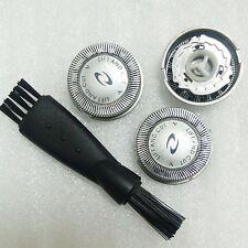 3XFor Philips Norelco HQ56 HQ55 HQ4 HQ3 Reflex Plus 6863XL CloseCut Shaver Heads