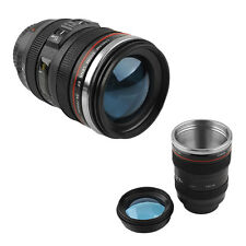 New Zoom Zoomable Lens Cup Mug Same Size With Canon EF For Coffee Tea Milk