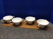 Rosenthal Classic Rose Footed Cream Soup Bowls