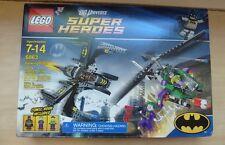LEGO DC Universe Super Heroes Batman 6863 Batwing Battle Over Gotham City, Joker