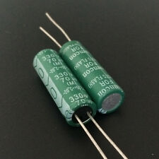 3pcs 330V 70uf 330V Samcon PH 10x30mm Photo Flash capacitor