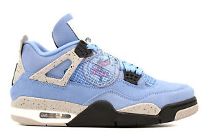 Air Jordan 4 Retro University Blue - CT8527-400 (SHIPPING NOW)