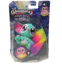 Mattel Lil Gleemerz Aqua Blue Figure New In Box (Damaged Packaging)
