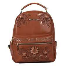ON SALE NICOLE LEE WESLEY FLORAL CUT OUT BACKPACK