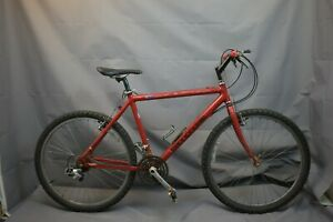 "Cannondale 1993 M300 3.8 MTB Bike Large 19.5"" Hardtail Deore SIS 7 USA Charity!!"