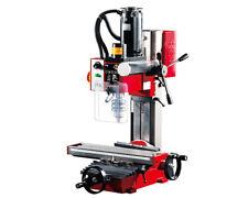 Fräsmaschine X2 Sieg Machines NEU Fräs/Bohrmaschine zur Metallbearbeitung TOPP