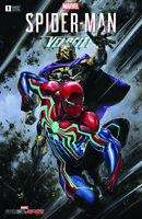 SPIDER-MAN # 1 VELOCITY CLAYTON CRAIN VIRGIN VARIANT SET NEW NM