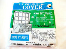 Allied Plastics Window Air Conditioner Cover
