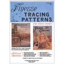 Finesse Tracing Patterns Pack Tandy Leather 61952-00
