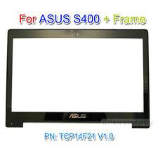 "Genuine 14"" Touch Screen Digitizer For Asus VivoBook S400 S400CA TCP14F21 V1.0"