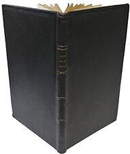 1860 - Toulouse Archivist - JEAN-BAPTIST BELHOMME - Signed Dedicated Manuscript