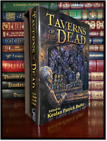 Taverns Of The Dead ✎SIGNED✎ by NEIL GAIMAN + 27 AUTHORS New Limited Hardback