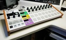 PRECISION MACHINED SOLID OAK STAND FOR ARTURIA BEATSTEP PRO