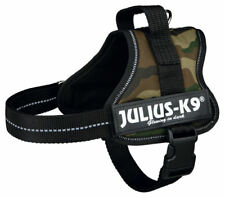 Julius-k9 Powergeschirr Mini M camouflage Hundegeschirr Futter atmungsaktiv