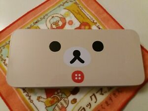 Rilakkuma Cute Kawaii Pencil Case San-X  genuine from Japan