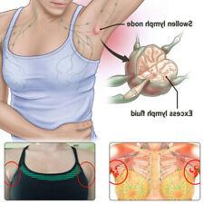 US 10PCS Herbal Lymph Care Patch Neck Anti-Swelling Sticker Breast Lymph Node