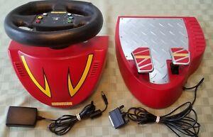 Logitech Wingman Momo Force Race Steering Wheel & Pedals (863194)