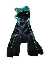 Pearl Izumi Women's triathlon suit Xs Black Blue Nwt