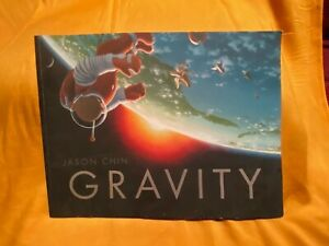 Children's Book-Gravity byJason Chin homeschool education science outer space