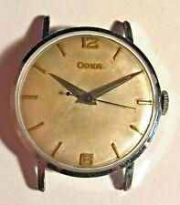Vintage wristwatch DOXA swiss made 2