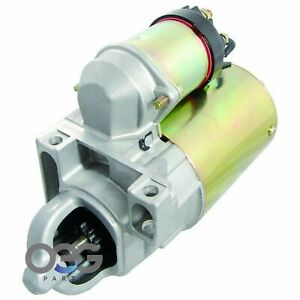 New Starter For Cadillac Fleetwood V8 5.0L 86-86 465041 4N5041 91-01-3916 S-1370