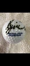 Tiger woods signed golf ball - No COA.
