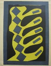 Henri Matisse Original Lithograph Limited Edition Siecle 4 II 1954 Rare