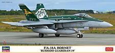 Hasegawa 02328 1/72 F/a-18a Hornet RAAF Bushido Guardian 19 Limited Edition Bran