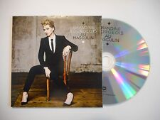 AMANDINE BOURGEOIS : AU MASCULIN ♦ CD ALBUM PORT GRATUIT ♦