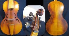 "Baroque style SONG Maestro 6 strings13 3/4"" viola da gamba #12703"