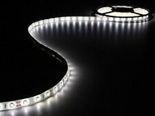 KIT RUBAN A LED FLEXIBLE AVEC ALIMENTATION - BLANC FROID - 180 LED - 3 m - 12V