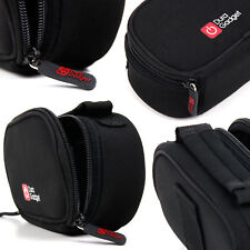 Neoprene Lightweight Carry Case For Sony HDR-TG7, HDR-CX115E Camcorder, In Black