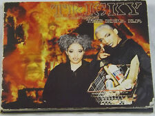 The Hell EP, The Gravediggaz, Tricky Vs The Gravediggas 4 Track CD - BRCD 326
