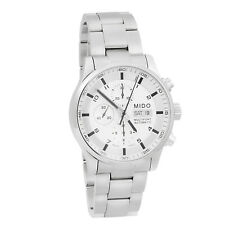 Mido M0056141103701 Mens Silver Dial Analog Automatic Watch