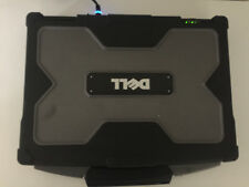 Dell XFR D630 Rugged Military Laptop Core2Duo 250GB HDD 4GB Win7 WiFi DVDRW