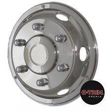 """1 pair 17.5"""" Mercedes Atego deluxe front wheel trims hub caps covers O-Trim"""
