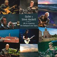 Djabe And Steve Hackett - Life Is A Journey: The Budapest Live Tapes [CD]